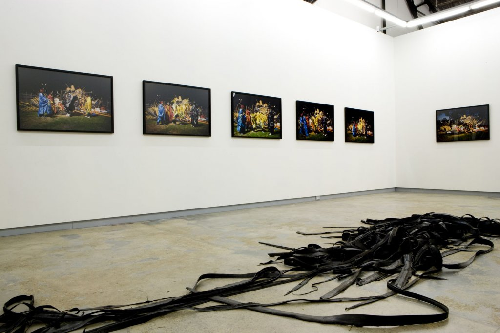 Ash Keating | <em>Activate 2750</em> (installation view) 2009