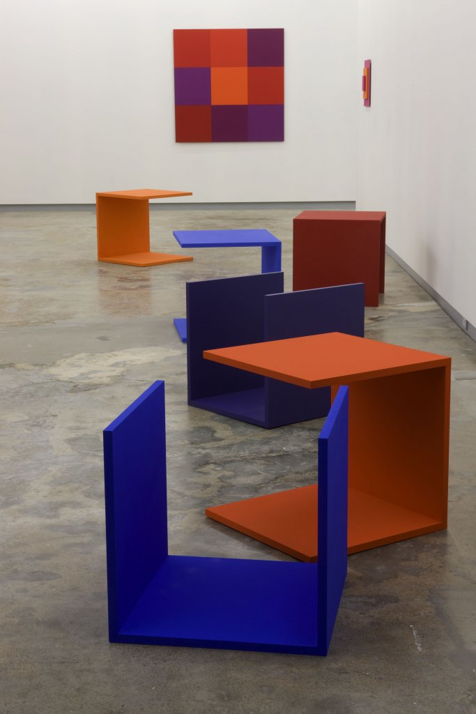 Beata Geyer | <em>Milk City</em> (installation view) 2008