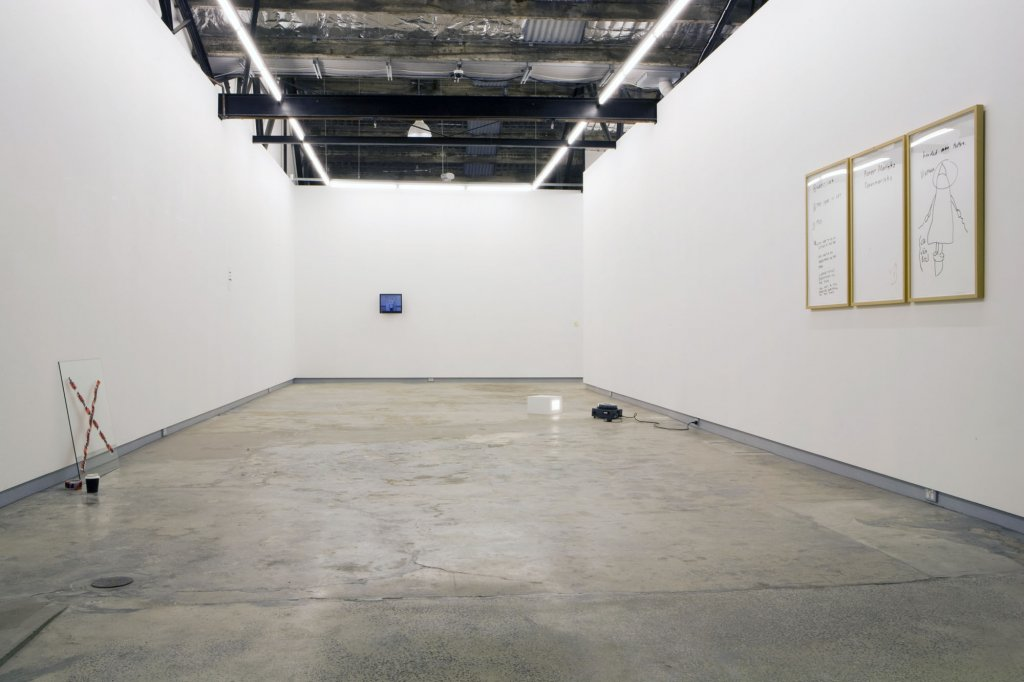 <em>Group show | </em>(installation view) 2009