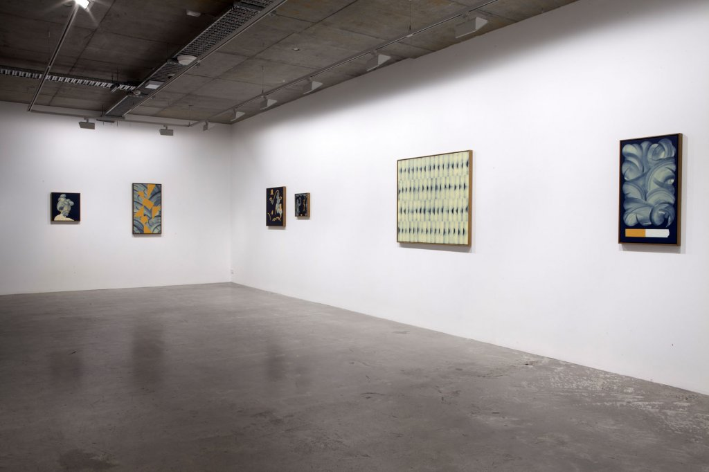 Mitch Cairns | <em>Bass Principles </em>(installation view) 2012