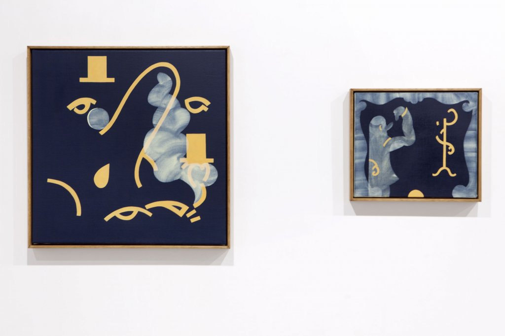Mitch Cairns | <em>Bass Principles</em> (installation view) 2012