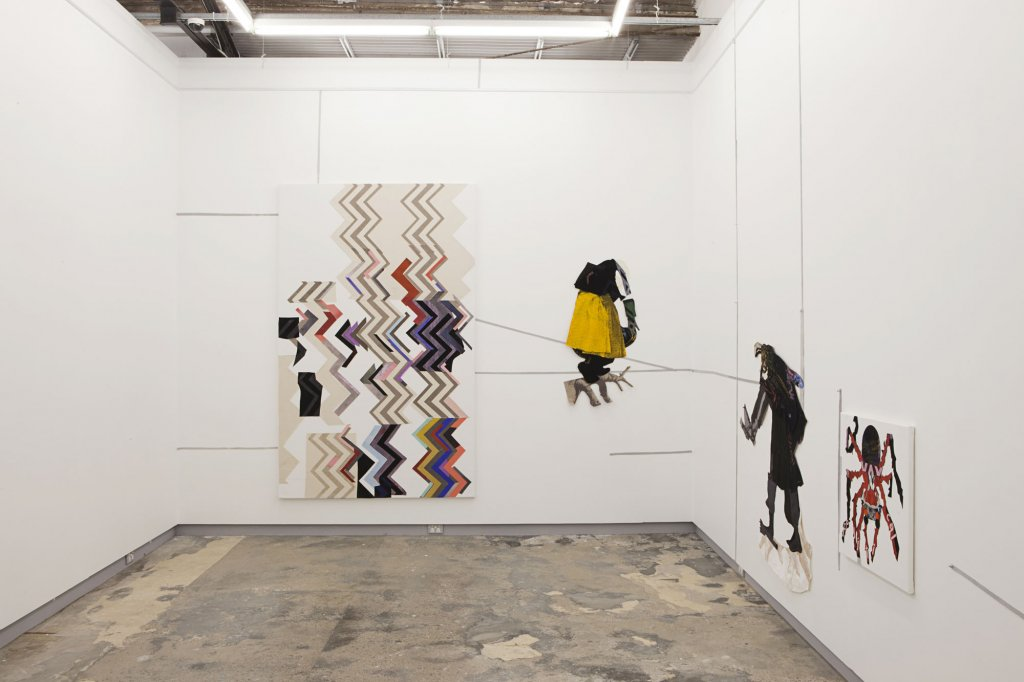 Sally Smart | <em>In Her Nature</em> (installation view), 2011